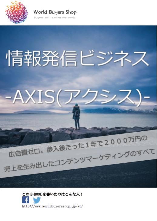 axis画像